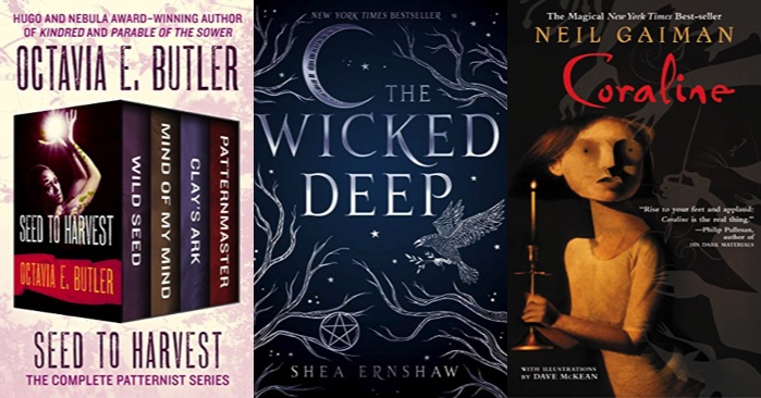 Book Riot's Deals of the Day for October 22, 2020