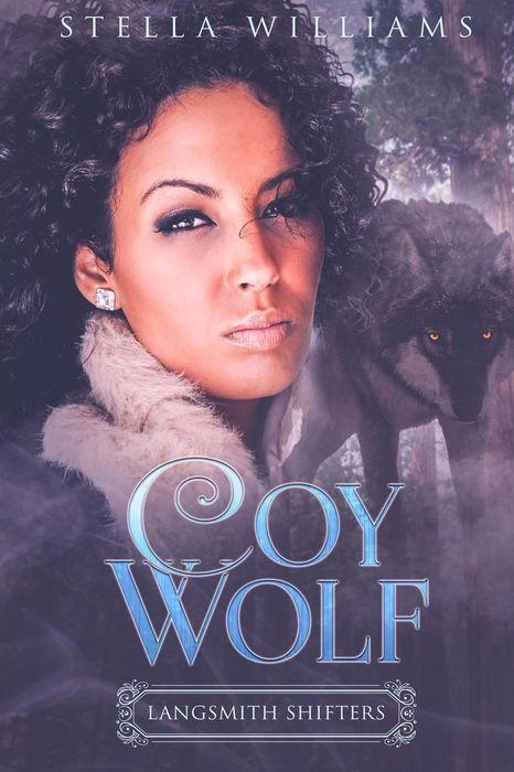 Coy Wolf by Stella Williams Cover