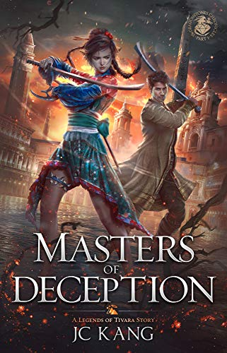 Masters of Deception by JC Kang Cover