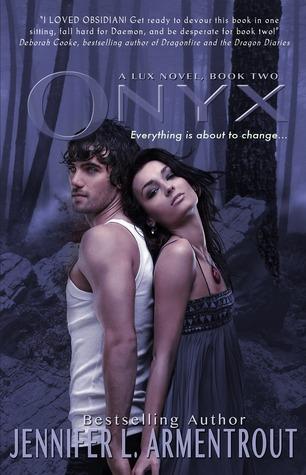 Onyx by Jennifer L. Armentrout Cover