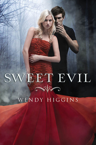 Sweet Evil by Wendy Higgins Cover
