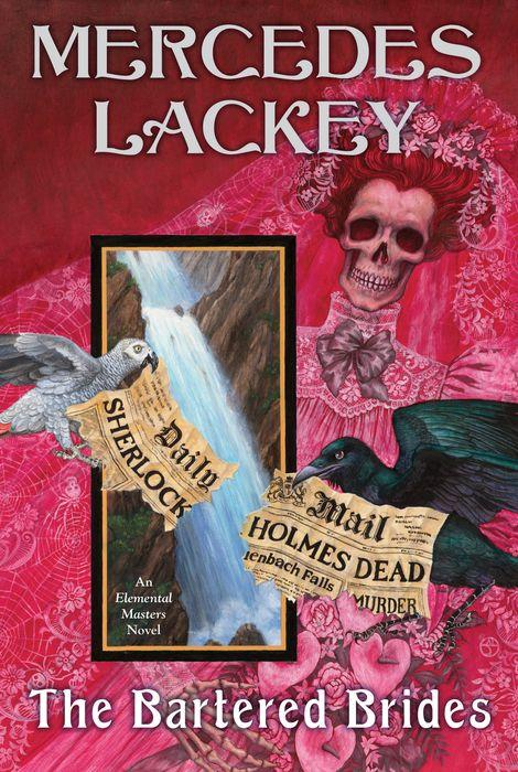 The Bartered Bride by Mercedes Lackey Cover