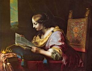 St_Catherine_Reading_a_Book_wga