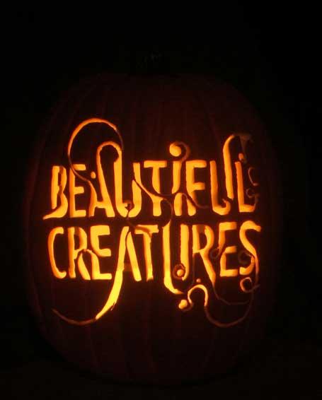 PumpkinBeautifulCreatures