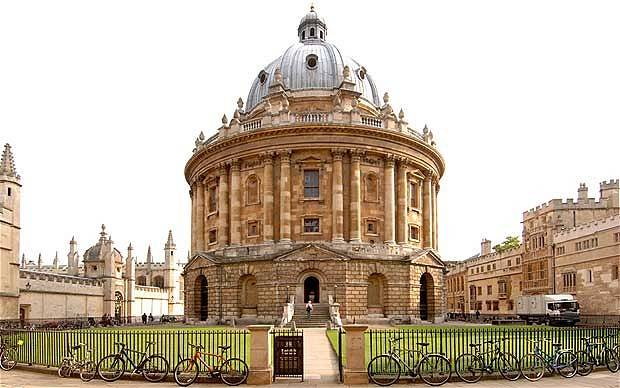 Radcliffe Camera Oxford England