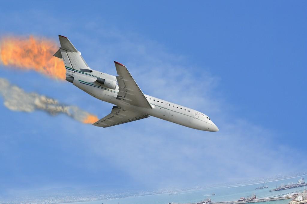 Deep Survival - plane crash