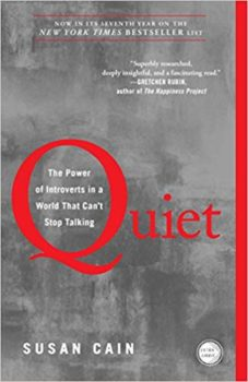 Quiet, The Power of Introverts