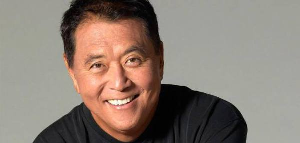 Robert Kiyosaki smiling