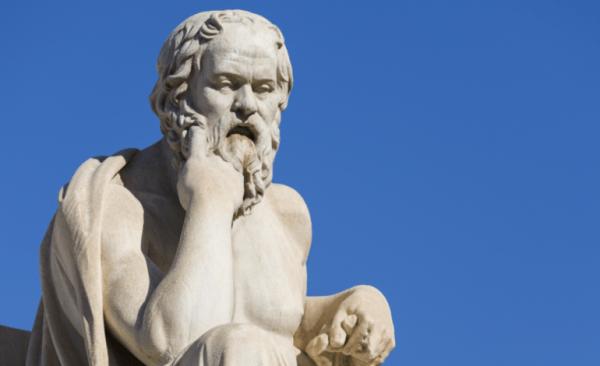 Thinking Socrates