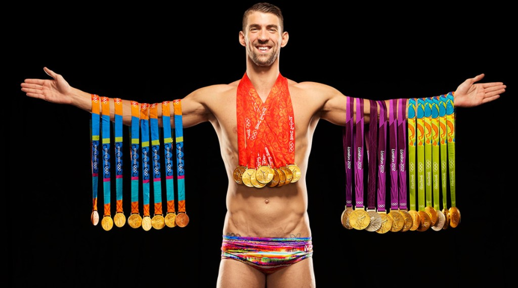 Michael Phelps The Compound Effect