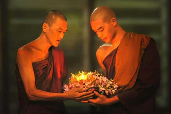 Buddhist term Sukha