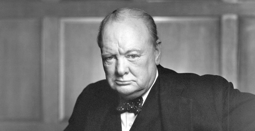 Winston Churchill war