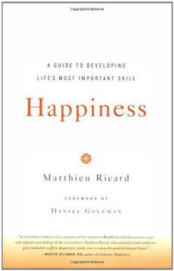 Happiness - Matthieu Ricard