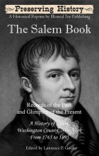 The Salem Book-Front Cover