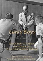 Len's Boys-Front Cover