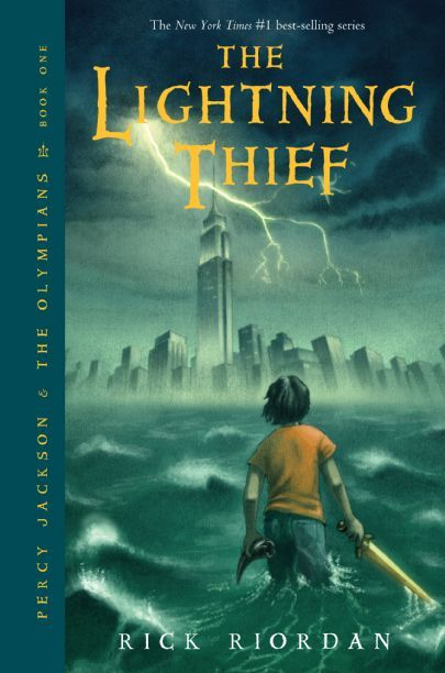 The Lightning Thief | Disney Books | Disney Publishing Worldwide