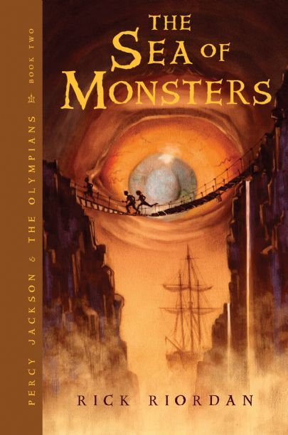 The Sea of Monsters | Disney Books | Disney Publishing Worldwide