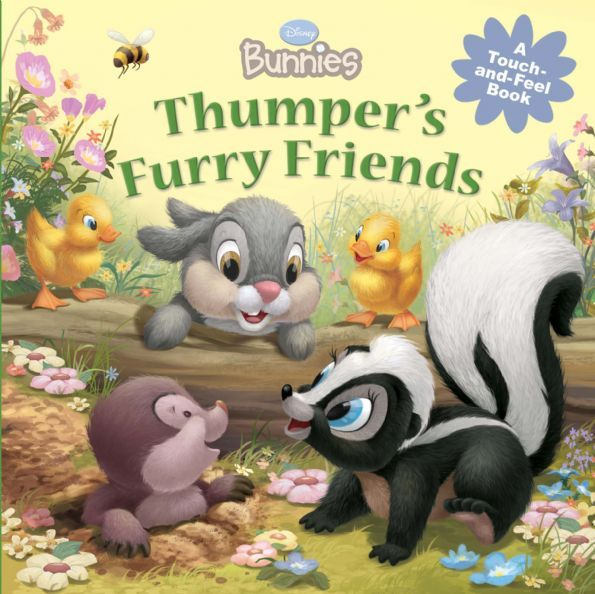 Thumper's Furry Friends