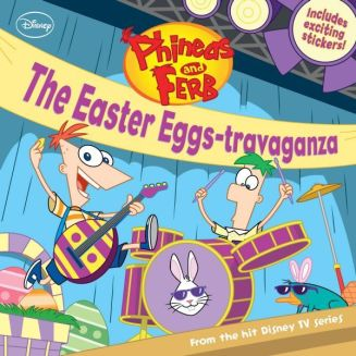 The Easter Eggs-travaganza (Volume 8)