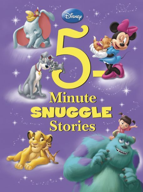 5-Minute Snuggle Stories