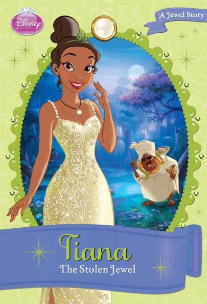 Tiana: The Stolen Jewel