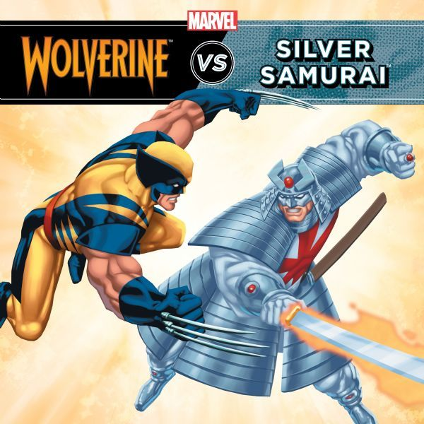 Wolverine vs. the Silver Samurai