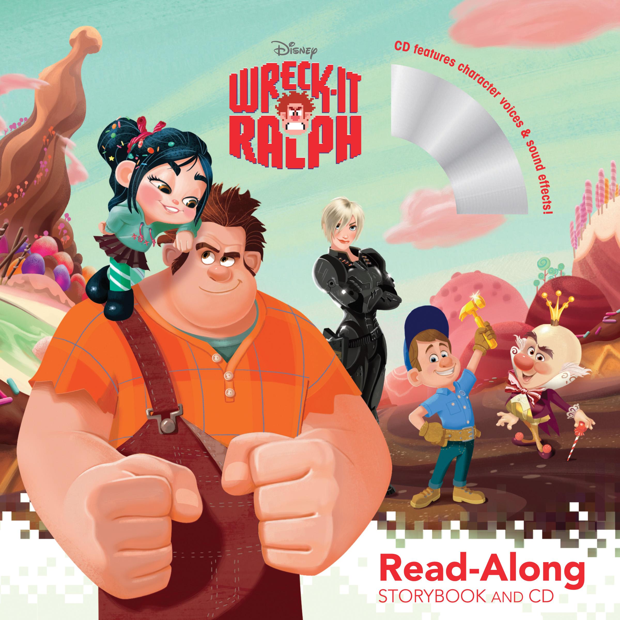 Wreck-It Ralph: Game On! | Disney Publishing Worldwide - photo#33