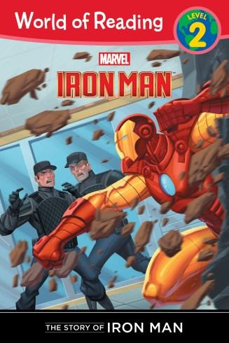 Story of Iron man-level2