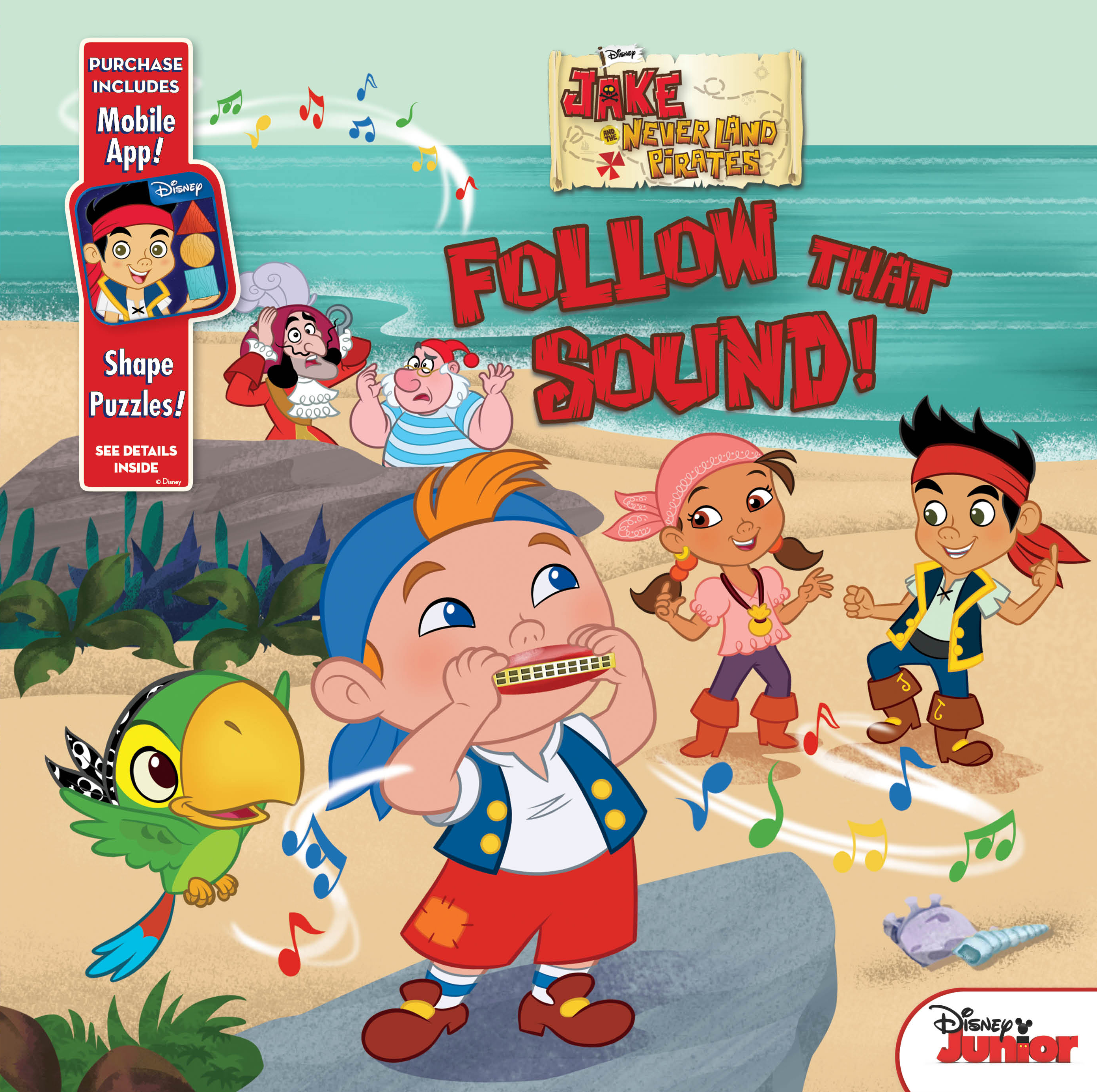 jake and the never land pirates the great treasure hunt disney