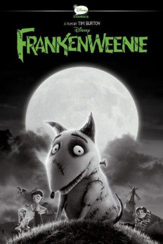 Frankenweenie: A Graphic Novel