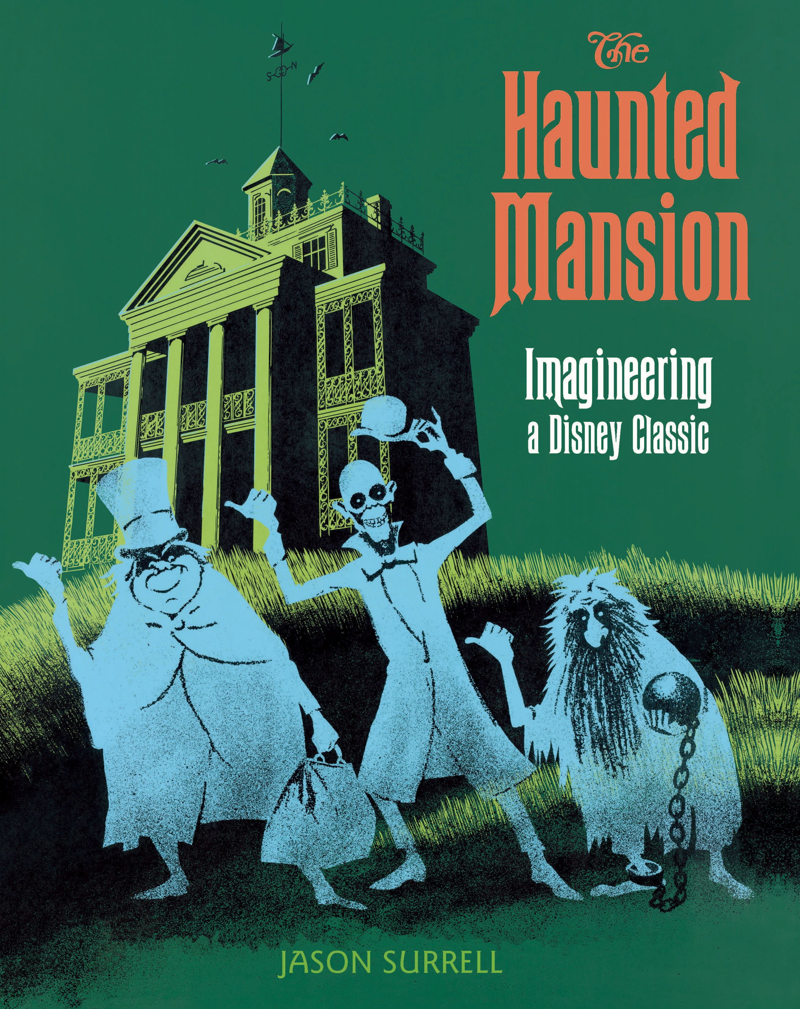 The Haunted Mansion | Disney Books | Disney Publishing Worldwide