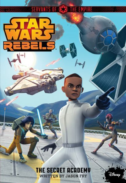 Star Wars Rebels: The Secret Academy