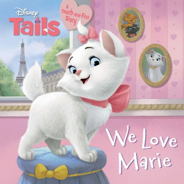 Disney Tails: We Love Marie