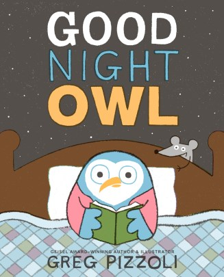 Image result for good night owl and greg pizzoli