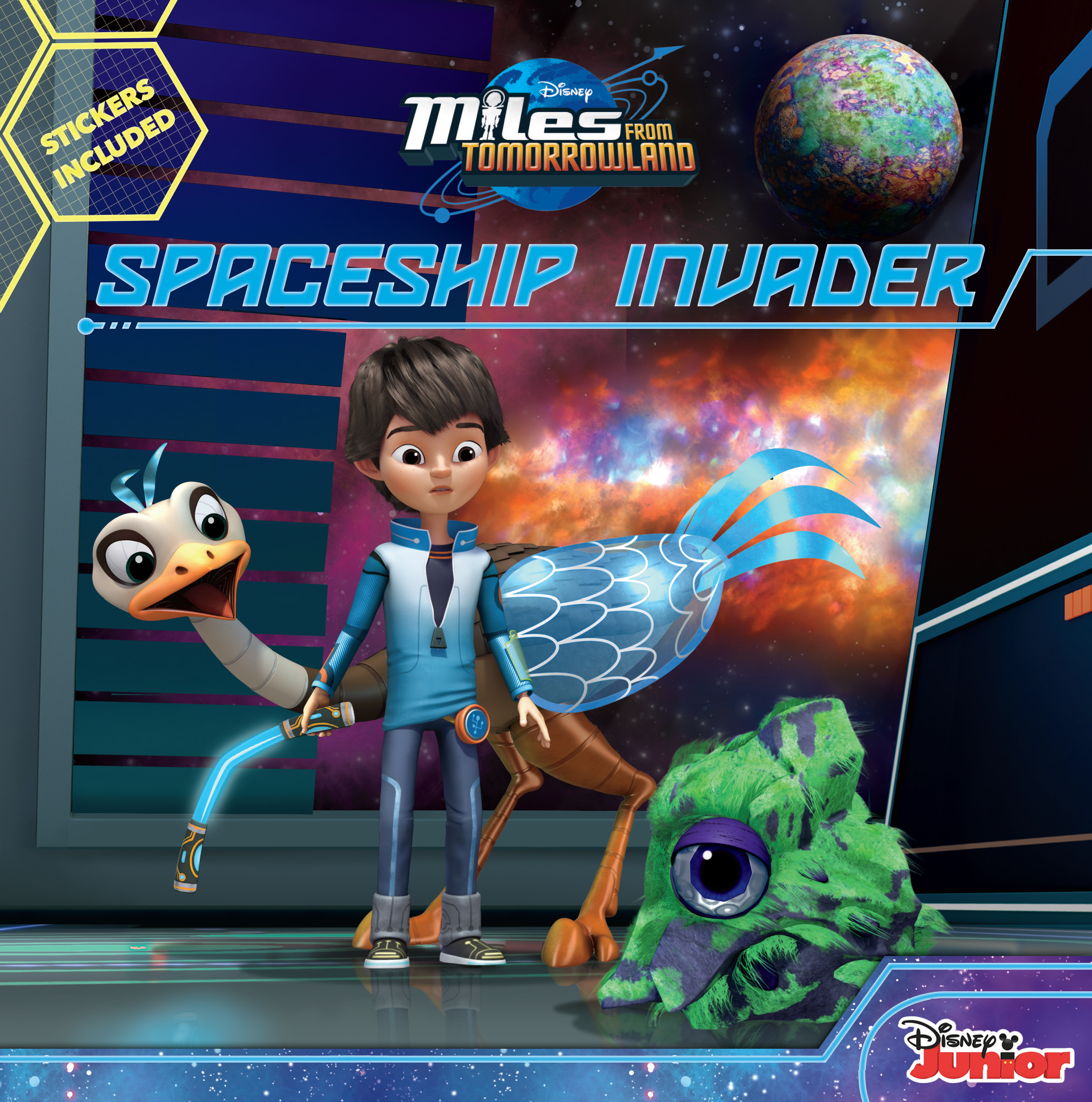 Miles from Tomorrowland: Spaceship Invader