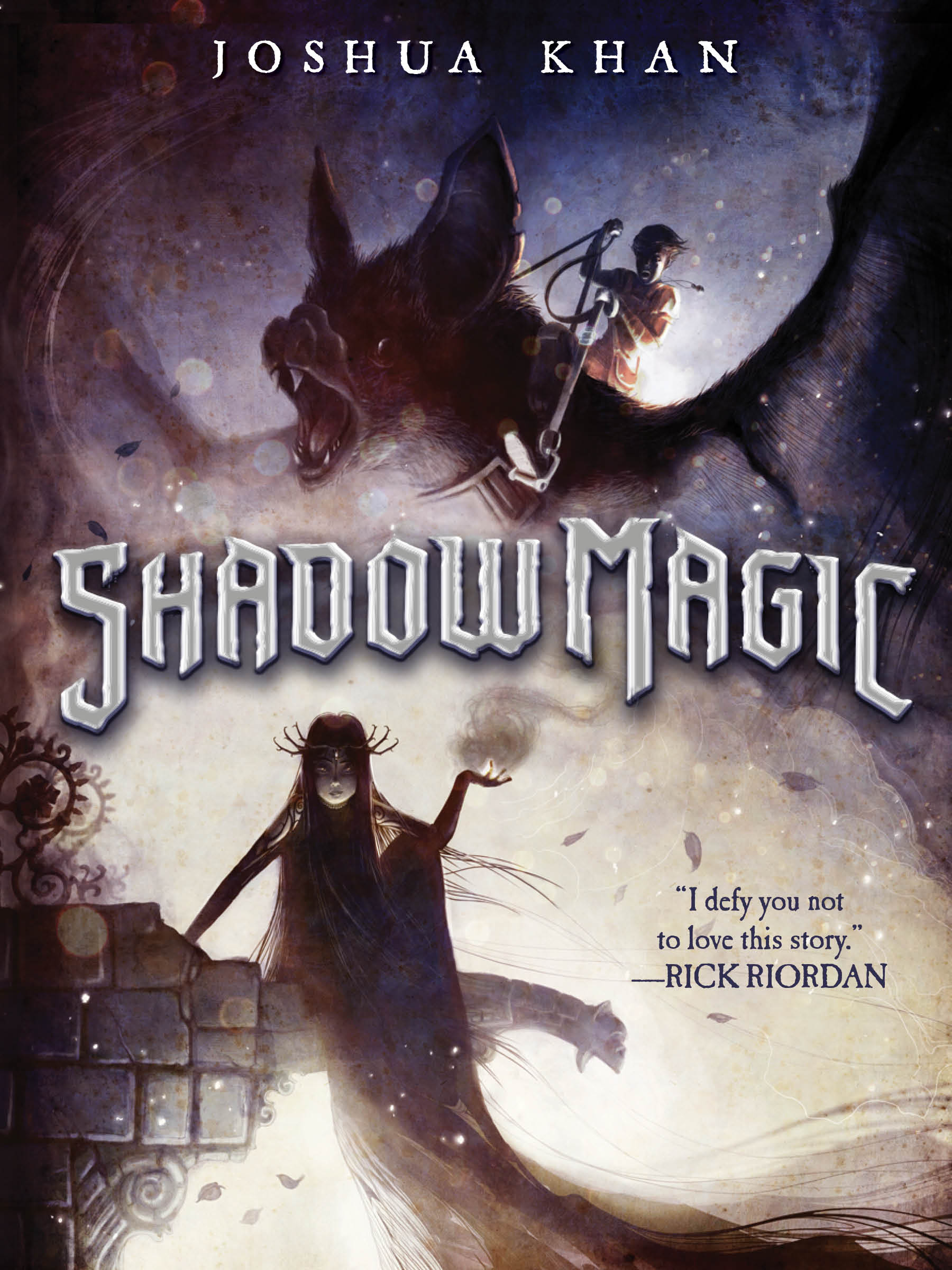 Image result for shadow magic cover
