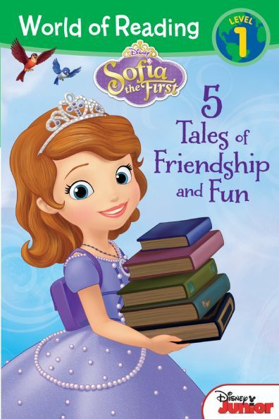 World of Reading: Five Tales of Friendship and Fun
