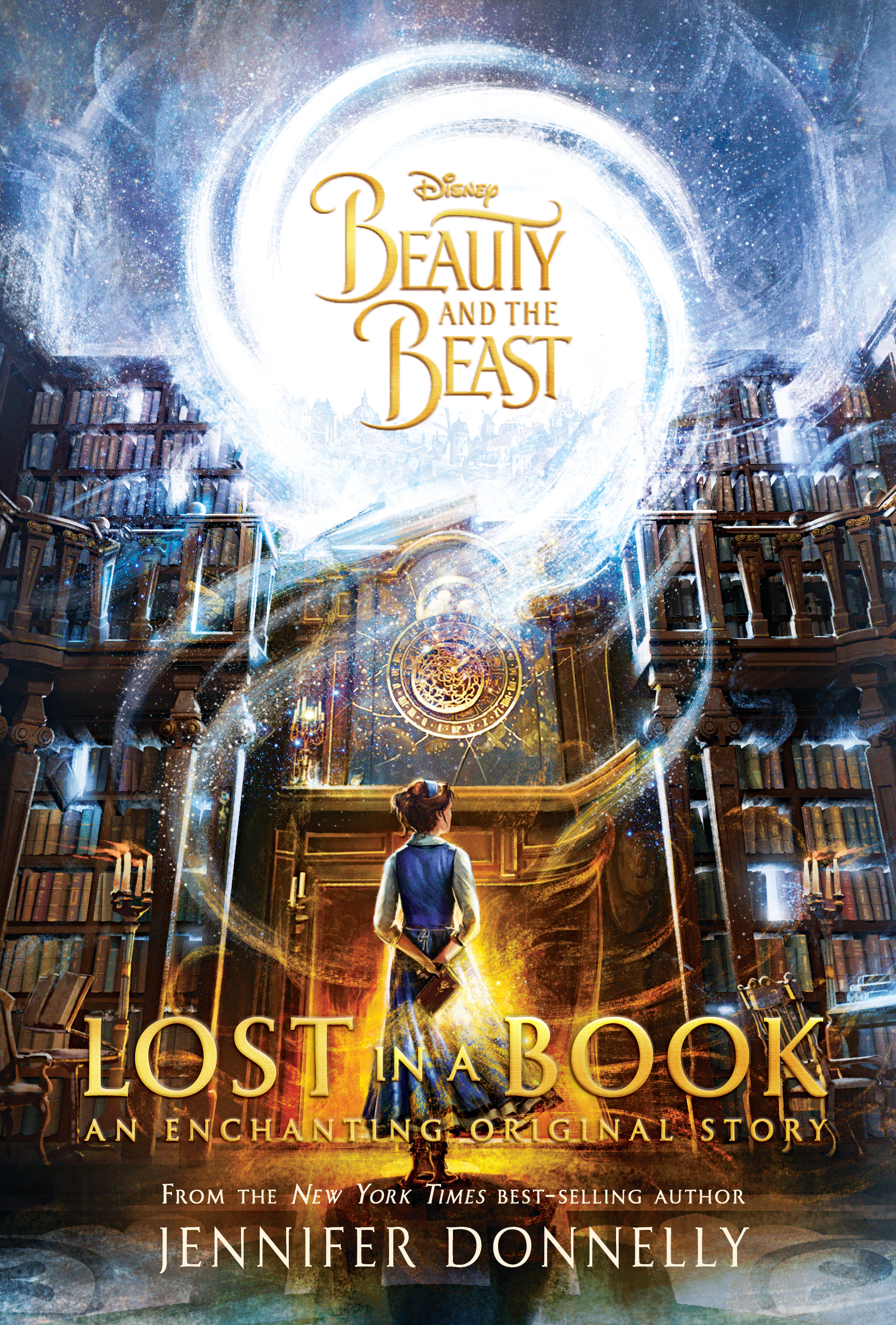 Beauty and the Beast: Lost in a Book | Disney Books | Disney