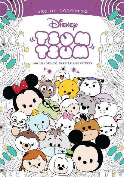 Art of Coloring: Tsum Tsum