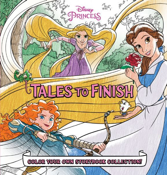 Disney Princess: Tales to Finish