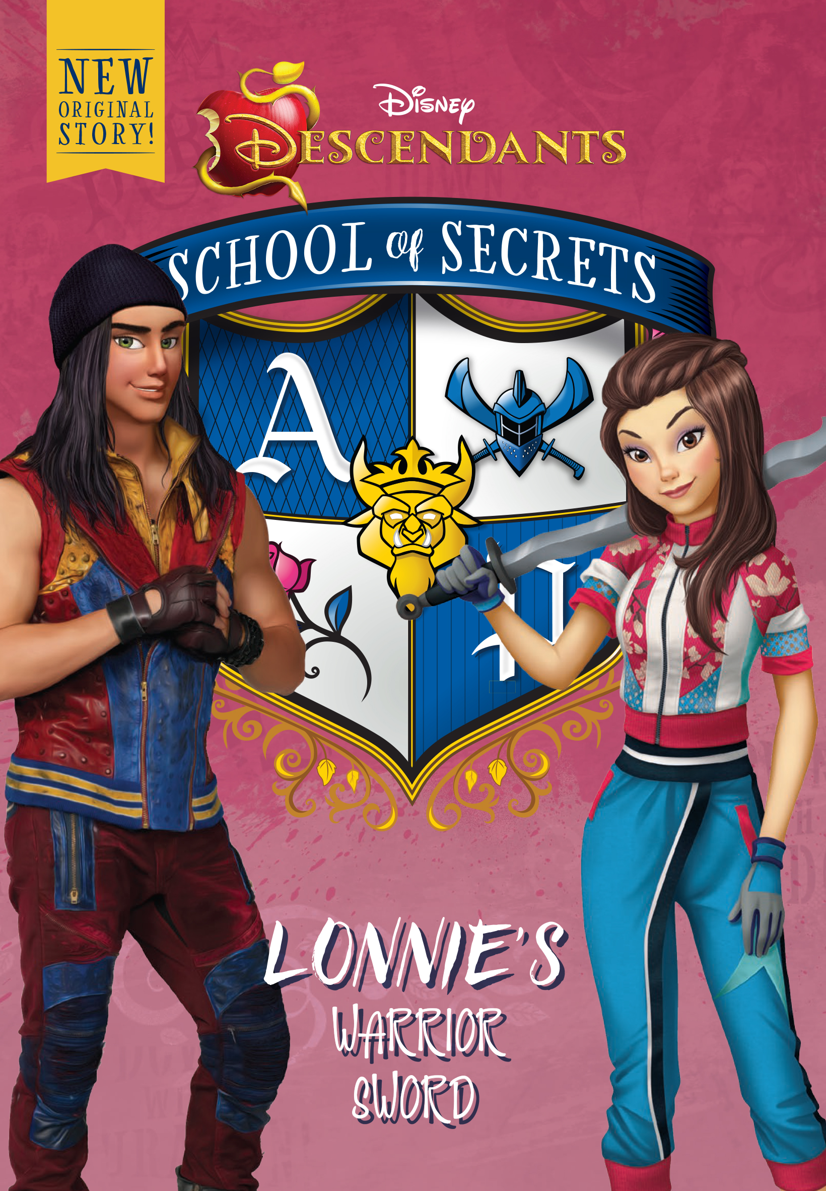 School of Secrets: Lonnie's Warrior Sword