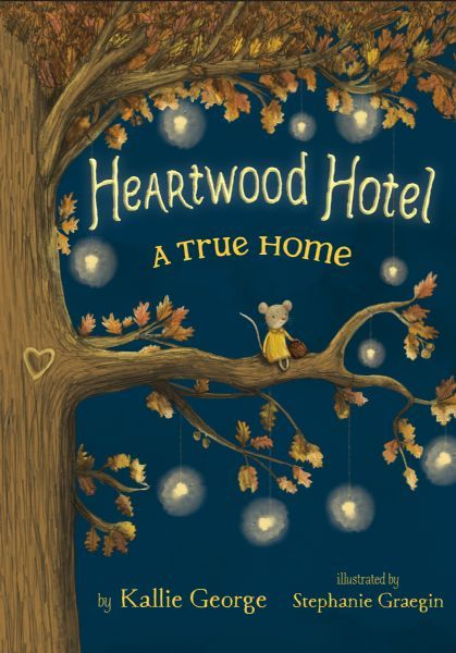Heartwood Hotel, Book One: A True Home