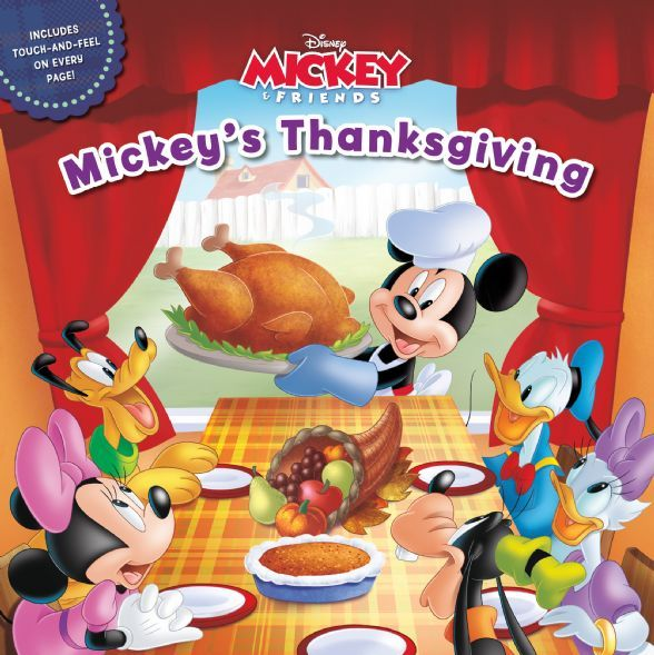 Mickey's Thanksgiving