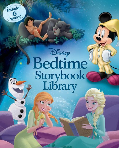 Bedtime Storybook Library