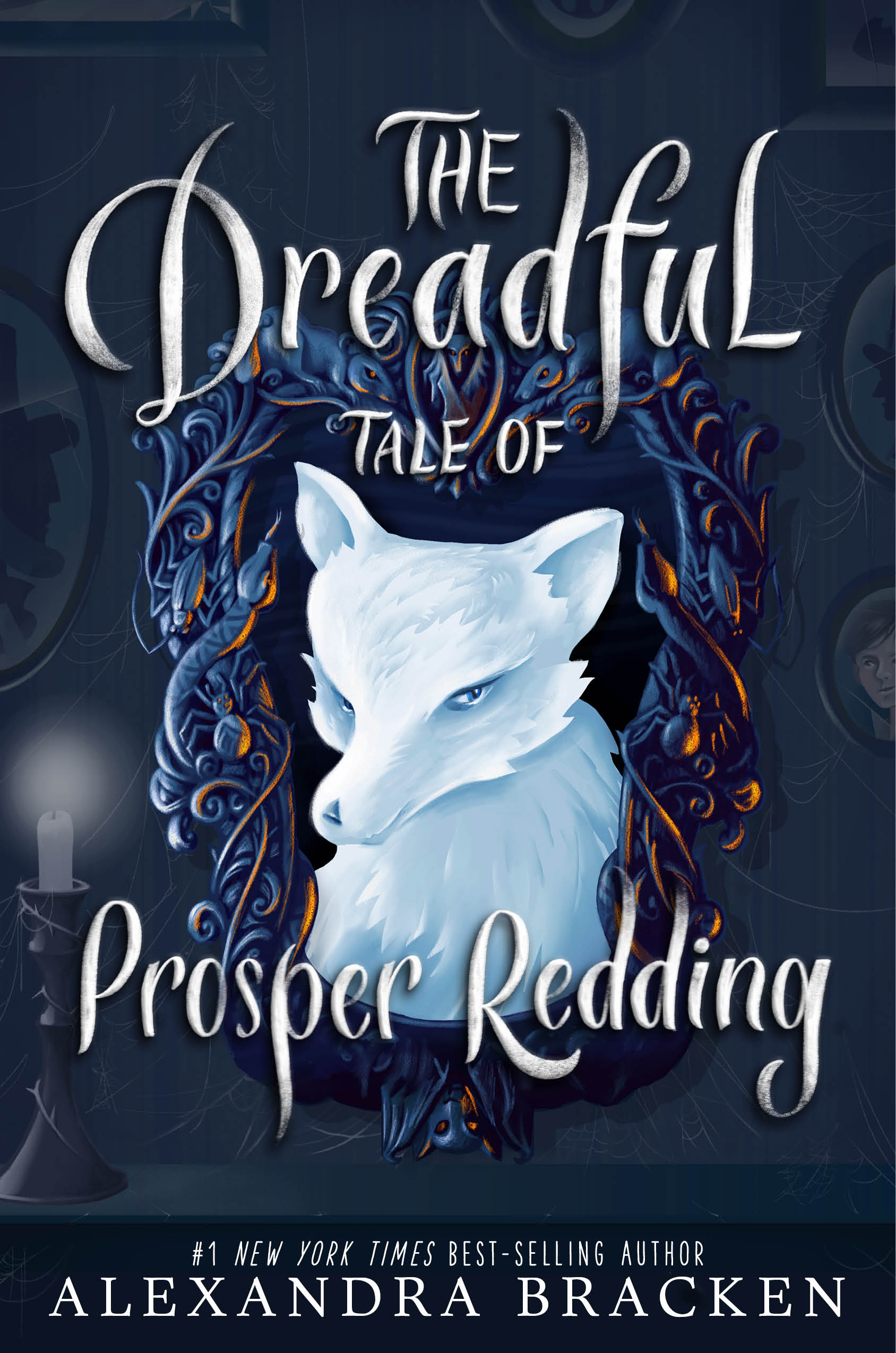 Read Chapters 1 & 2 of The Dreadful Tale of Prosper Redding Before It's Release!