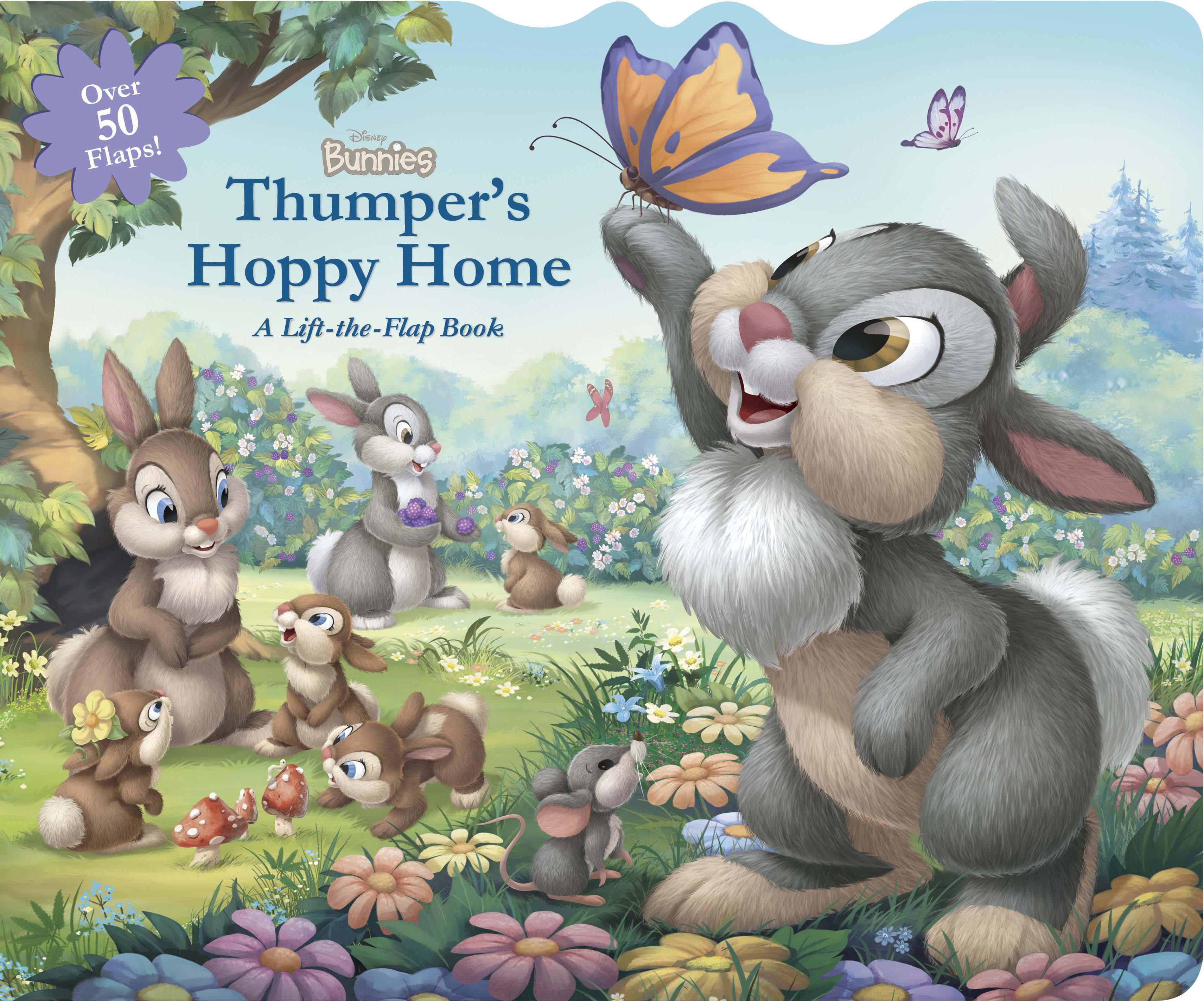Thumper's Hoppy Home