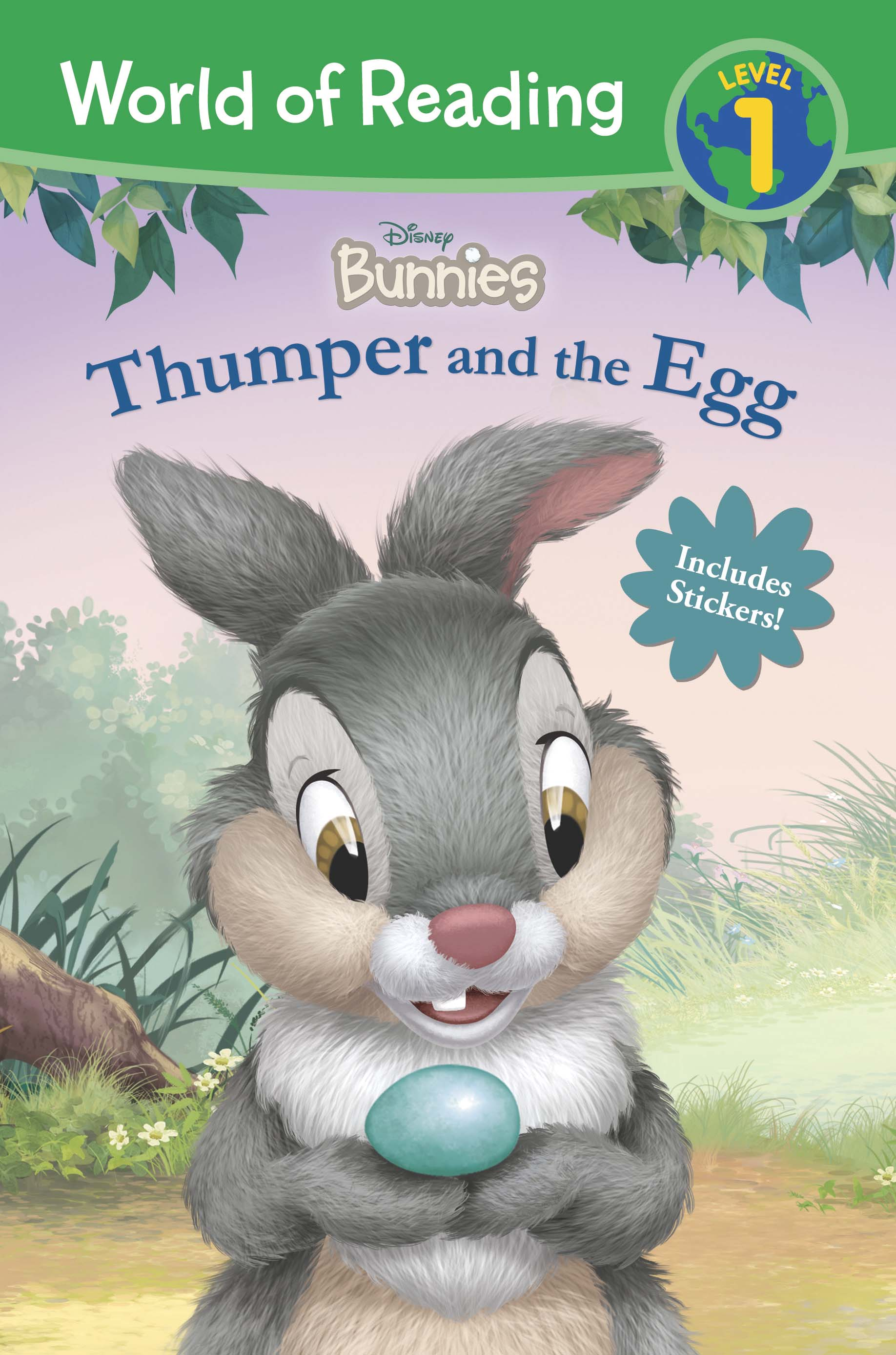 Thumper and the Egg