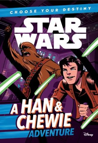 A Han & Chewie Adventure