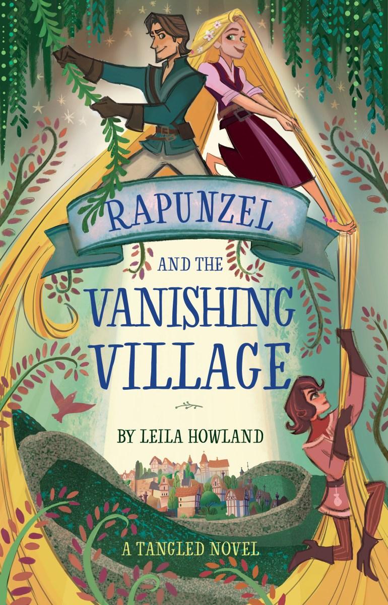 Vanishing Village cover