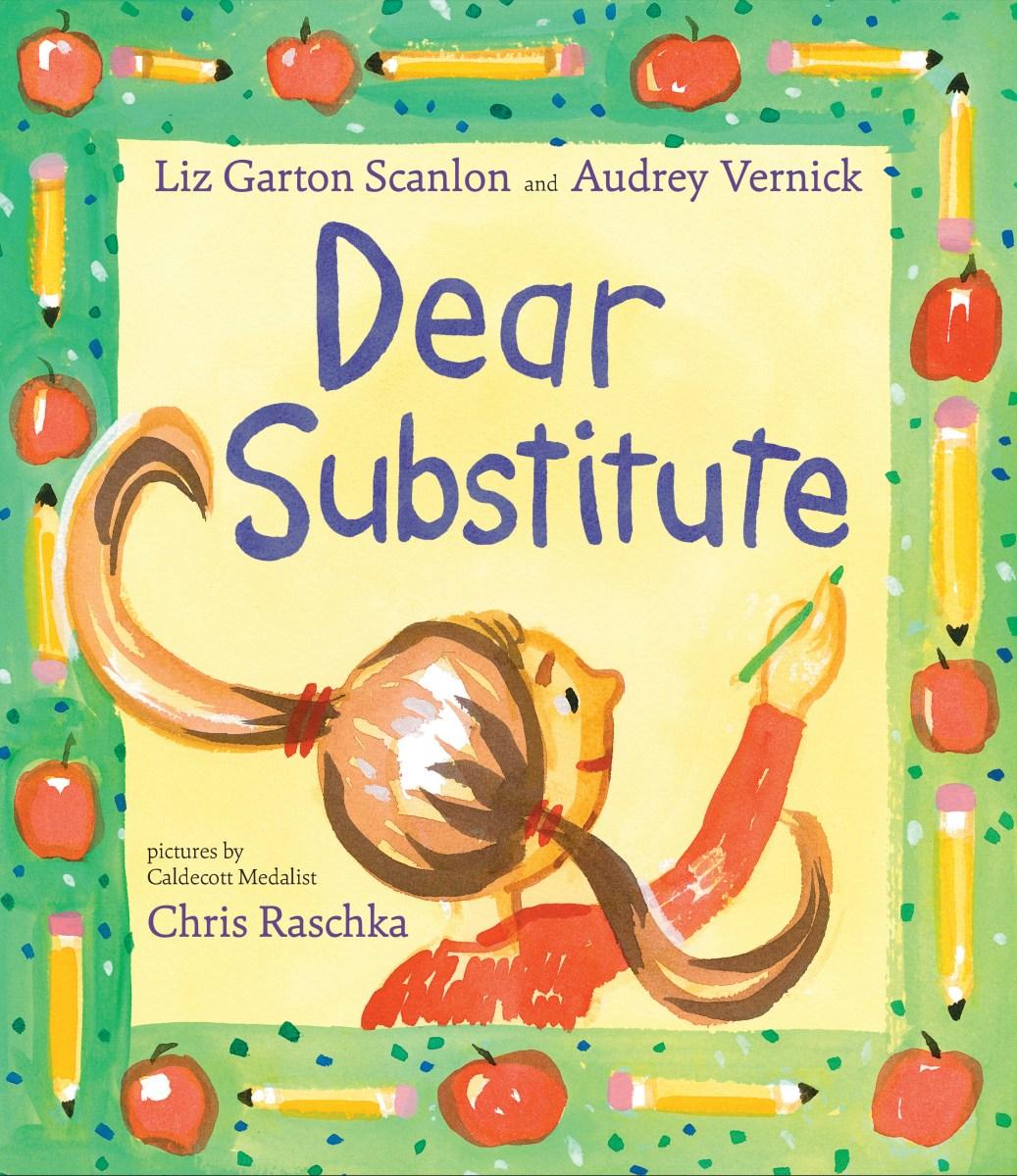Dear Substitute cover